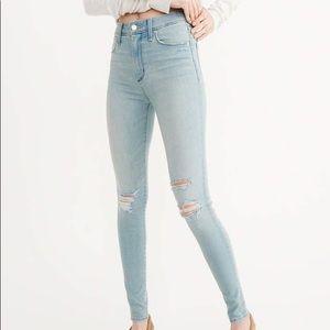 Simone High Rise Super Skinny Jeans - 2R